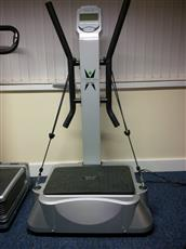 USED Hypervibe Vibration Plate