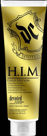 H.I.M Gold Edition